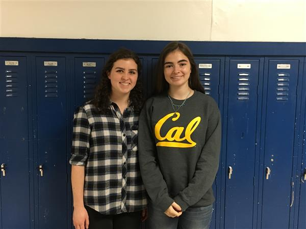 CHS Seniors Invited to AWWA NJ Fall Conference for Mentor Program