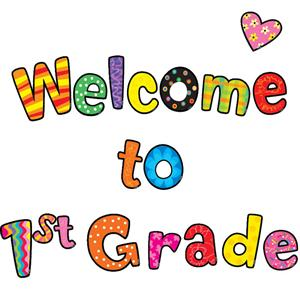 first grade overview